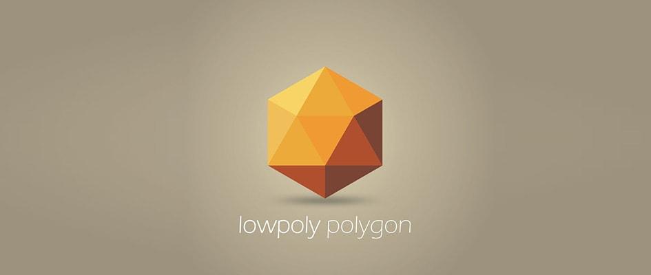Тенденции в дизайне логотипов 2016 - полигональные логотипы