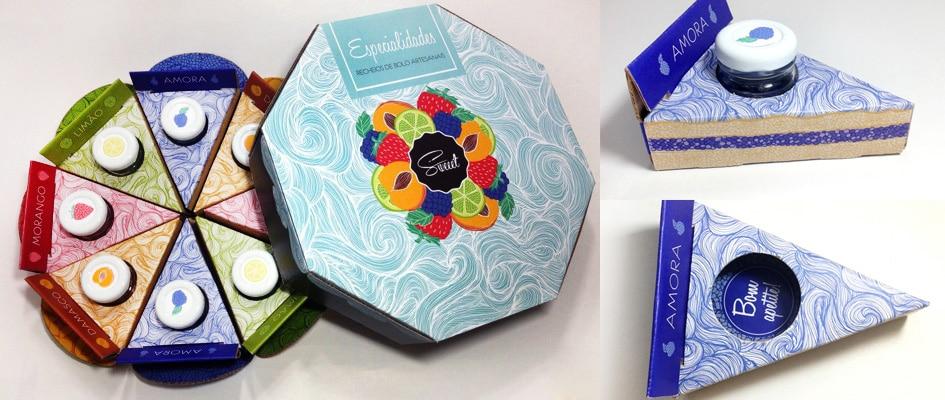Дизайн упаковки кондитерских изделий