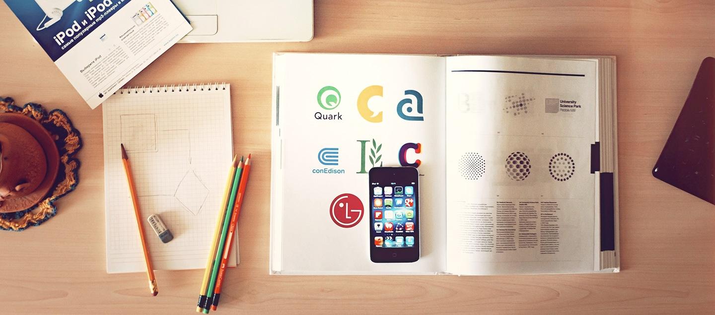 Тенденции в дизайне логотипов 2016