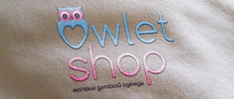 Разработка логотипа для интернет-магазина