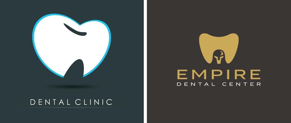 Разработка логотипа для стоматологической клиники
