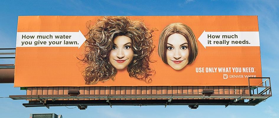 Разработка дизайна наружной рекламы – баннер и билборд
