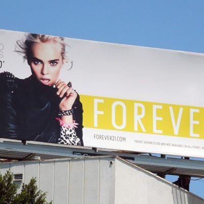 Дизайн наружной рекламы – баннер, пресс волл, билборд