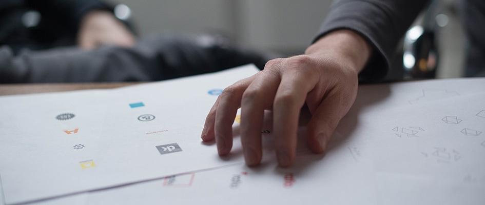 Как сделать красивый логотип самому - проработка идеи