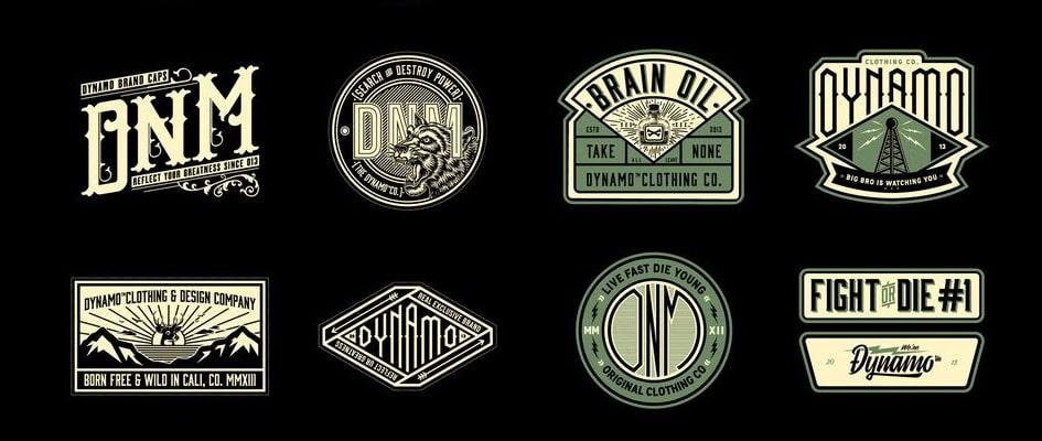 Как сделать красивый логотип самому - выбор шрифта