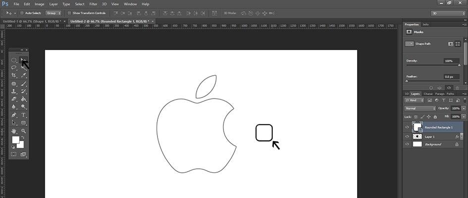 Как сделать красивый логотип самому в фотошопе