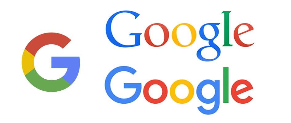 Ошибка в логотипе Google, неудачный и плохой логотип