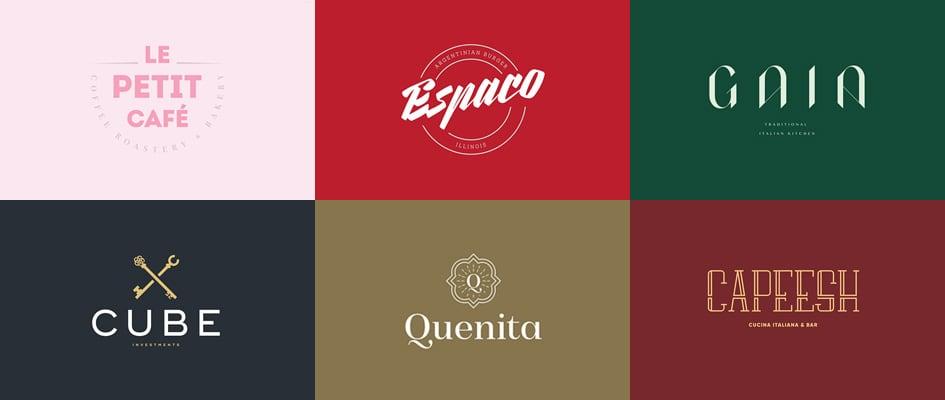 Разработка и создание красивого шрифта для логотипа