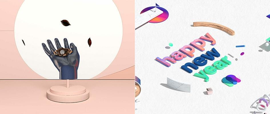 Тренд веб-дизайна #7: 3D и WebGL