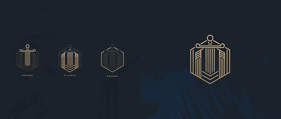 Варианты создания юридического логотипа