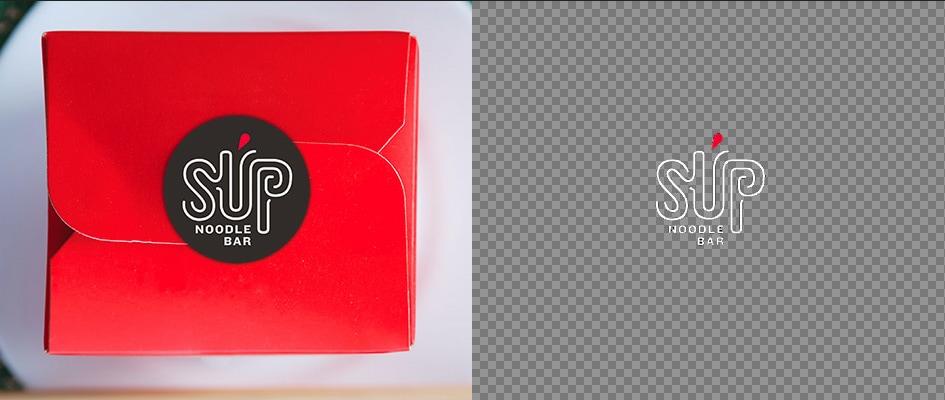 Типы форматов для сохранения логотипа с прозрачным фоном